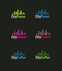Three City- logo by smitana
