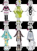 Outfit Adopts II [CLOSED] by PumpkinSugar