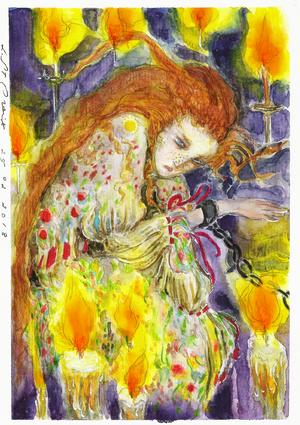 Valquiria [book's character from Ma Matiazi] by Laura-SaintCroix