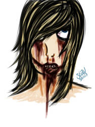 Bleed Baby Bleed. by DarkAbyss48