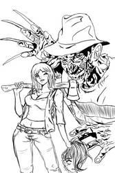 Alexia and Freddy by Sue01