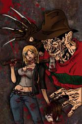 Alexia and Freddy 2 by Sue01
