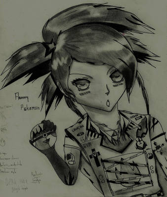 Dark Edit Flannery by KoyukiNguyen