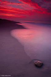Fiery Dawn by amhaley