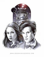 DOCTOR WHO COMPOSITE II by S-von-P
