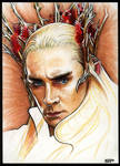 KING THRANDUIL by S-von-P