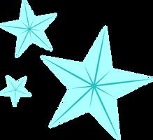 Tri Star Cutie Mark by Kinnichi