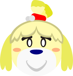 Isabelle Face by Kinnichi