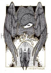 Masquerade of Sorrows V - Nighthawk by HariamArt
