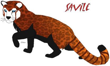 Savile again by J-Dove