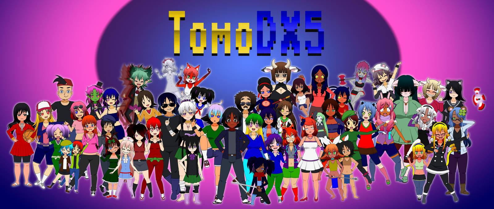 TomoDX5's Profile Picture