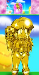 Aluma: The GOLD Gunner by TomoDX5
