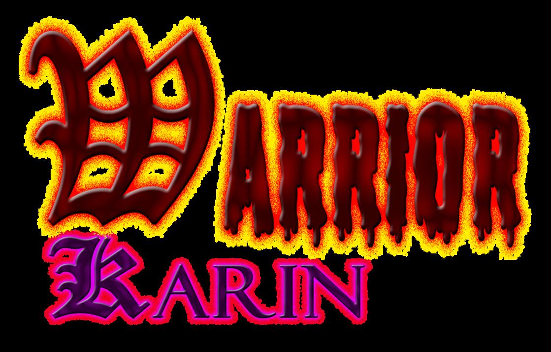Warrior Karin Title by TomoDX5