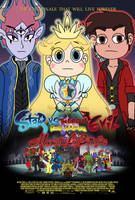 Star vs. the Forces of Evil - (Fake) Movie Poster by Crisostomo-Ibarra