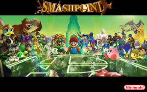Super Smash Bros. Smashpoint - Poster by Crisostomo-Ibarra