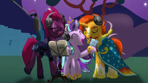 My Little Pony: We Are The World - Part 2 by Crisostomo-Ibarra