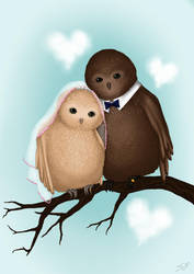 Love you owl-ever by SameW