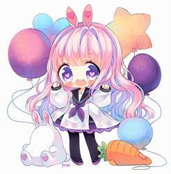 Balloons by Yoai
