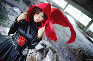 Ruby Rose -  RWBY Cosplay by Witchcraft997