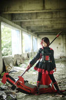 RWBY - Ruby Rose Cosplay by Witchcraft997