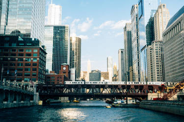 Chicago V by Inarita