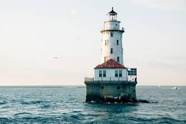 Lighthouse II by Inarita