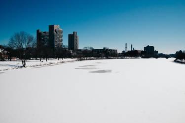 Charles River by Inarita
