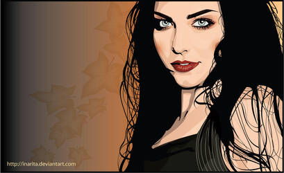 Amy lee by Inarita