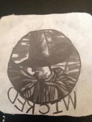 Print Making  stamp sketch  by ElChavo197