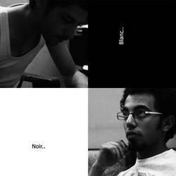 Noir et Blanc by JamalYusef