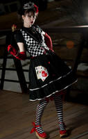 Queen of Hearts by panda-smiles