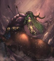 Death of a centaur by trungvip99