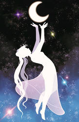 Moon Princess by Gollyzilla