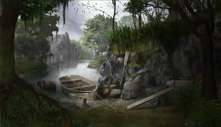 Swamp by Mrpaunchno