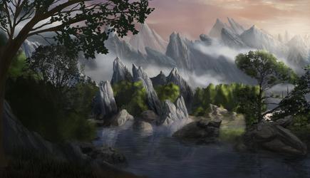 Landscape1 by Mrpaunchno
