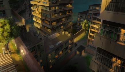 Urban by Mrpaunchno