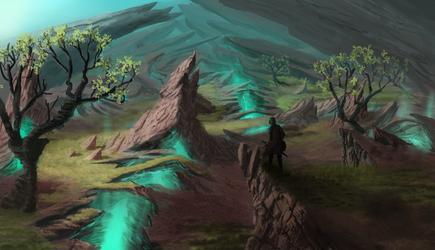 LandscapeFantasy by Mrpaunchno