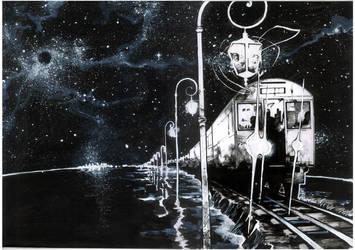Guardianes Ilustracion by claudiobasso
