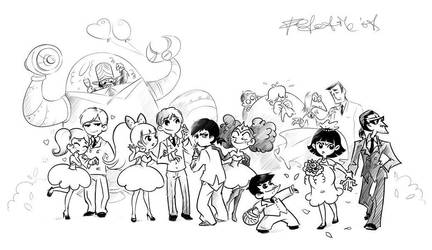 PPG_marriage by Fedotik