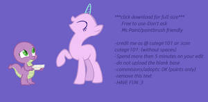 MLP Base wtf is wrong with this mare by Peep-Dis