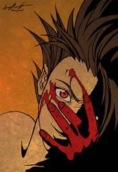 Blood by iamymai