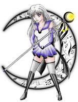 Request: Sailor Dark Moon by sailorangel