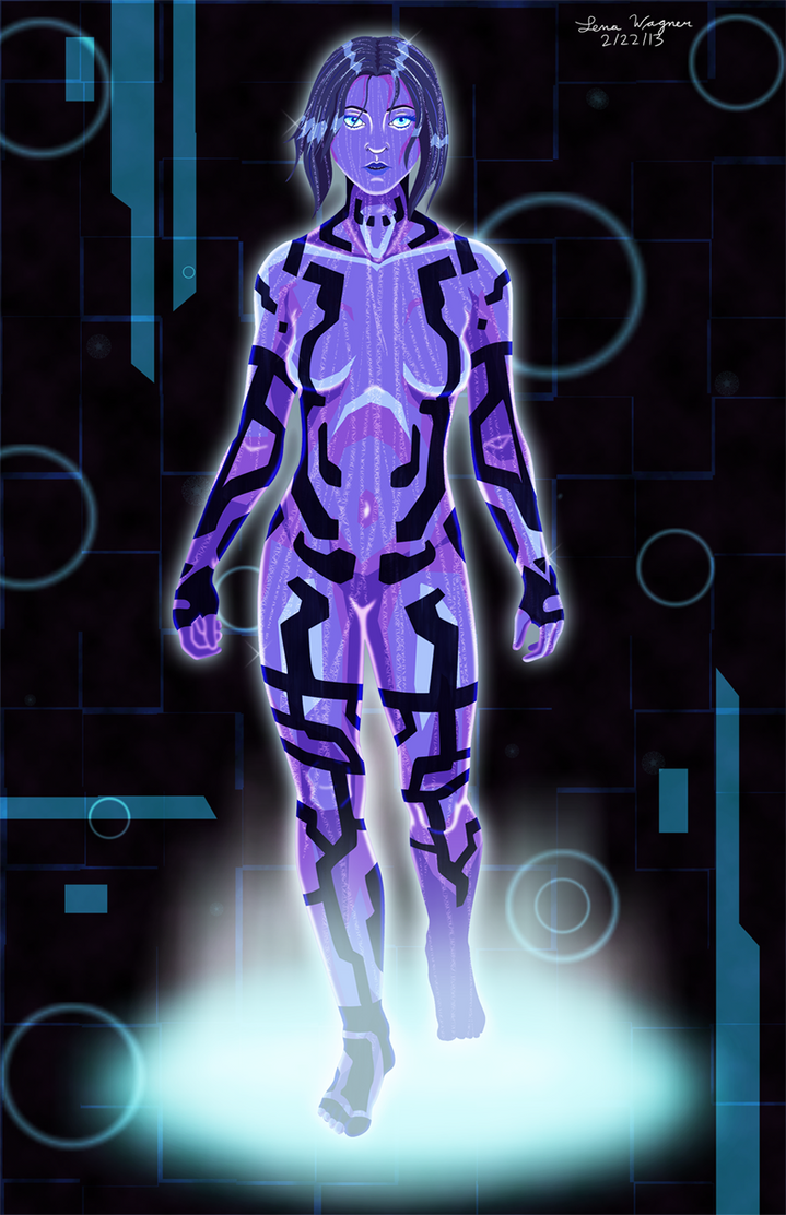 Look It's a Cortana thing by Candy-Ice