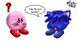 New Kirby in da HOUSE. by Candy-Ice