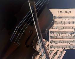 Violin by GoldenYak9753
