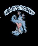 Jacked Rabbit Workout Shirt Design by GoldenYak9753