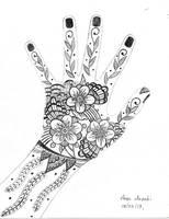 Last Original Mehindi Design 1 (Final) by Anisa-Mazaki