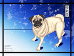 Facebook Request - Harley the Pug - Full Img by Anisa-Mazaki