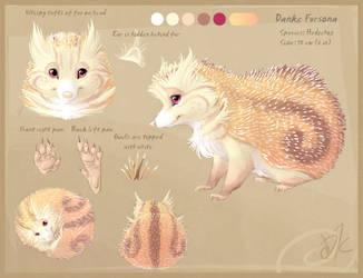 Sona Ref by danke-kitten