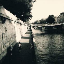 Quai de Seine by Samael94